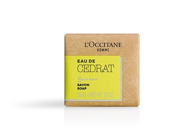Sabonete Corporal Loccitane en Provence Cedrat 50G