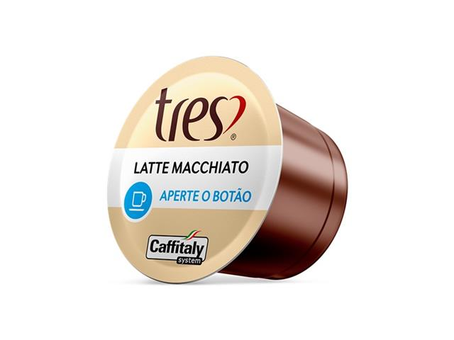 Cápsulas Três Corações Latte Macchiato - 1
