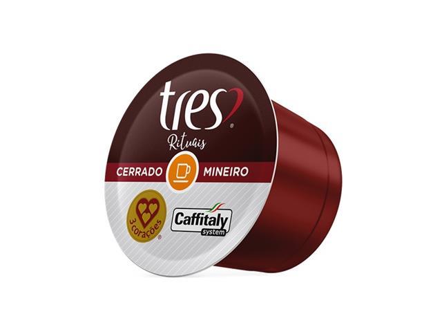 Cápsulas Três Corações Café Espresso Rituais Cerrado Mineiro - 1