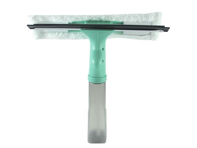 Mop Limpa Vidros Spray Bettanin Noviça com Rodo e Tecido - 1