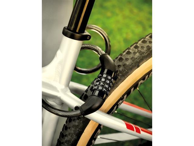 Cadeado para Bicicleta Tramontina com Segredo - 2
