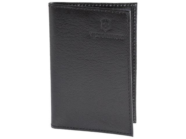 Porta Cartões Victorinox para SwissCard em Couro