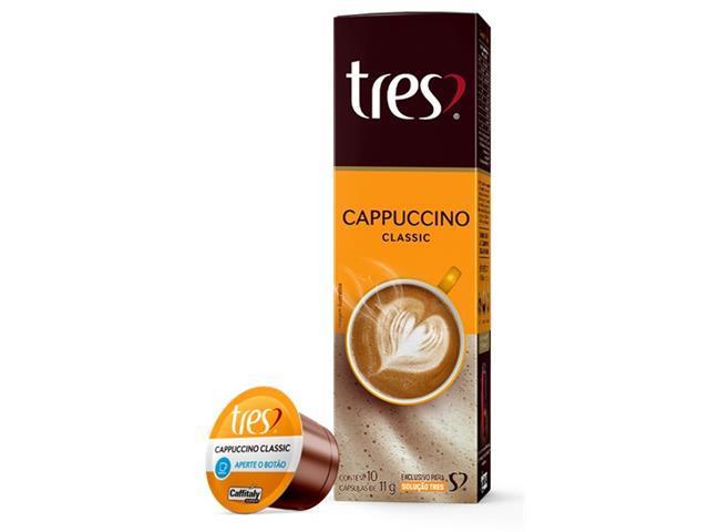 Combo 20 Cápsulas Três Corações Espresso Vibrante e Cappuccino Classic - 3