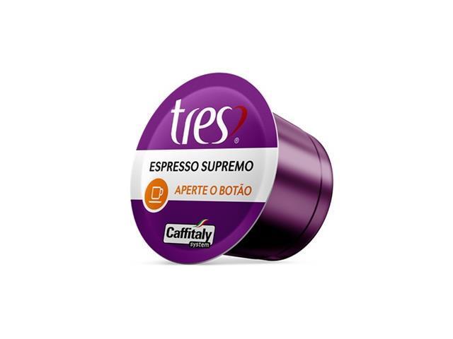 Combo 40 Cápsulas Três Corações Espresso Vibrante Atento Supremo Pleno - 6