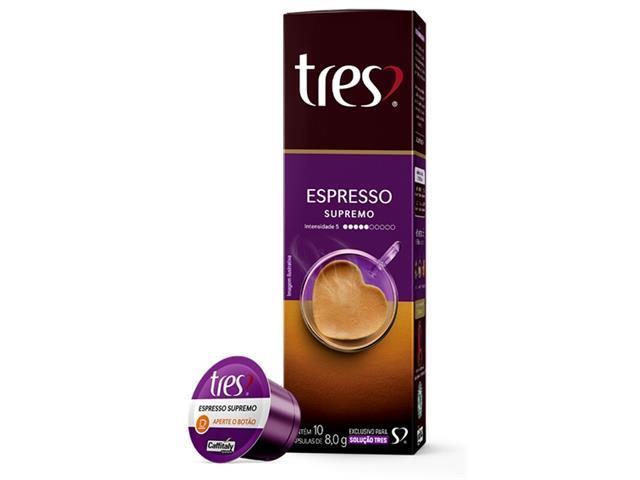 Combo 60 Cápsulas Três Corações Espressos - 3