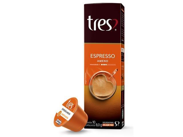 Combo 60 Cápsulas Três Corações Espressos - 5