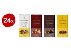 Combo Havanna Mix de Barras de Chocolate com 24 Unidades