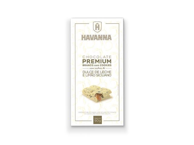 Combo Havanna Mix de Barras de Chocolate com 12 Unidades - 1