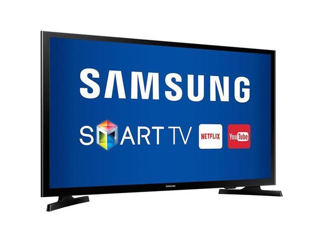 "Smart TV LED 32"" Samsung HTDV Conversor TV Digital 2 HDMI 1 USB Wi-Fi - 1"