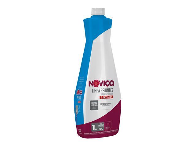 Limpa Pisos Concentrado Noviça Rejuntes 1 Litro - 1