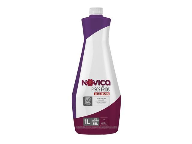 Limpa Pisos Concentrado Noviça Piso Frio 1 Litro