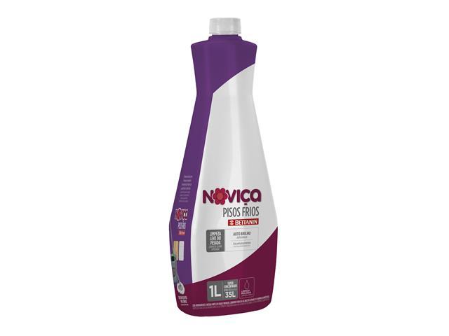 Limpa Pisos Concentrado Noviça Piso Frio 1 Litro - 1