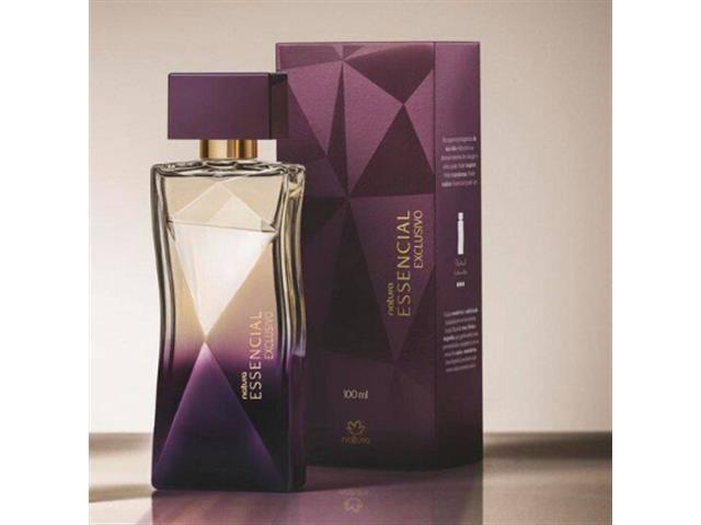 Perfume Natura Deo Parfum Essencial Exclusivo Feminino 100ML - 1