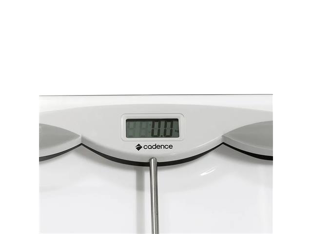 Balança Eletrônica Digital Cadence para Banheiro - 1