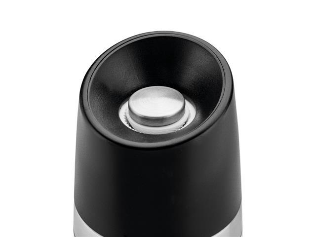 Moedor para Sal ou Pimenta Tramontina em Aço Inox e Acrílico - 1