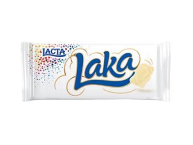 Caixa Chocolate Lacta Laka 17 Unidades com 90G