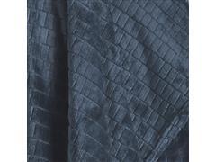 Manta Buettner Casal Ambiance Blocos Brilho Flannel Azul - 1
