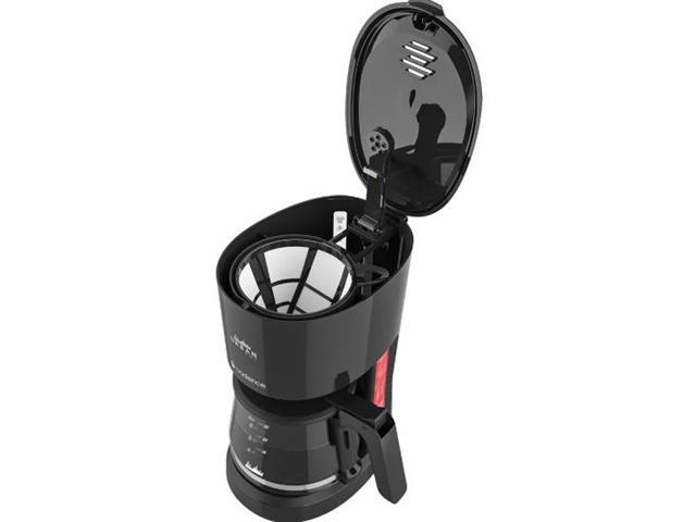 Cafeteira Elétrica Cadence Urban Pop Vermelha e Preta 1,2 Litros 110V - 3