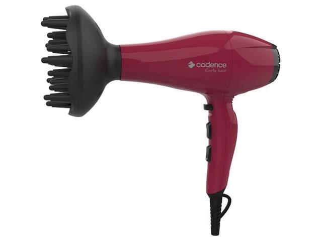 Secador de Cabelos Cadence Curly Hair 110V - 4