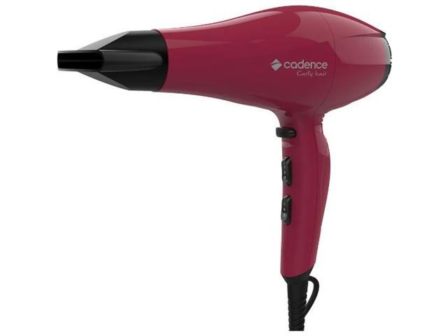 Secador de Cabelos Cadence Curly Hair 110V