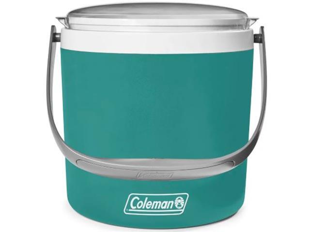 Caixa Térmica Coleman Seafoam Circle Verde 8,5 Litros