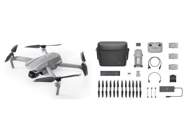 Drone DJI Mavic Air 2 Fly More Combo - 1