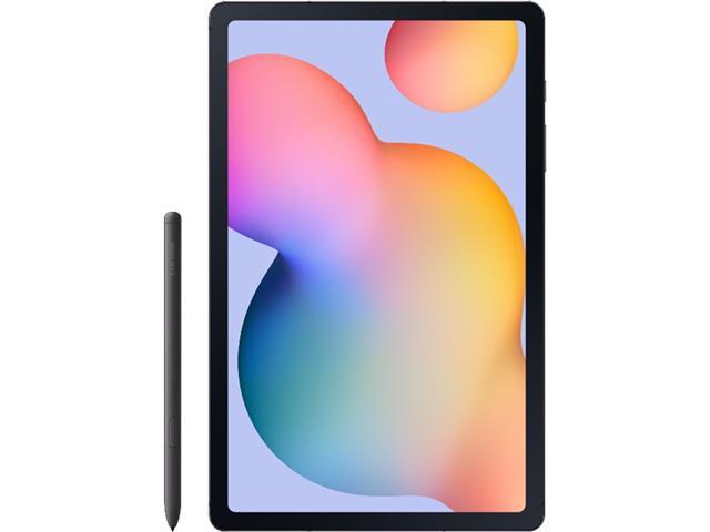 "Tablet Samsung Galaxy Tab S6 Lite S PEN 4G 64GB 10.4""4GB RAM 5MP Cinza - 4"