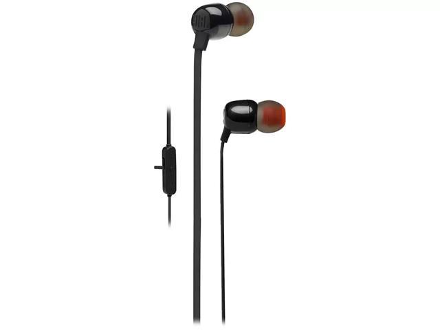Fone de Ouvido Bluetooth JBL Tune 115BT - Preto - 4