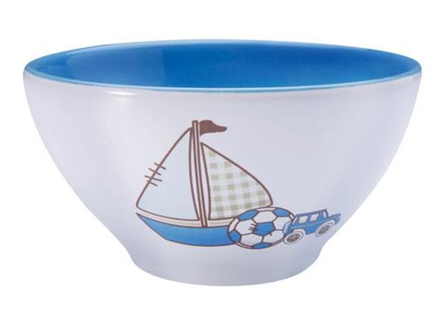 Jogo Porcelana Infantil Tramontina Le Petit Azul 2 Peças - 2
