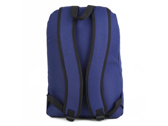 Mochila Asics Basic Azul Marinho - 2
