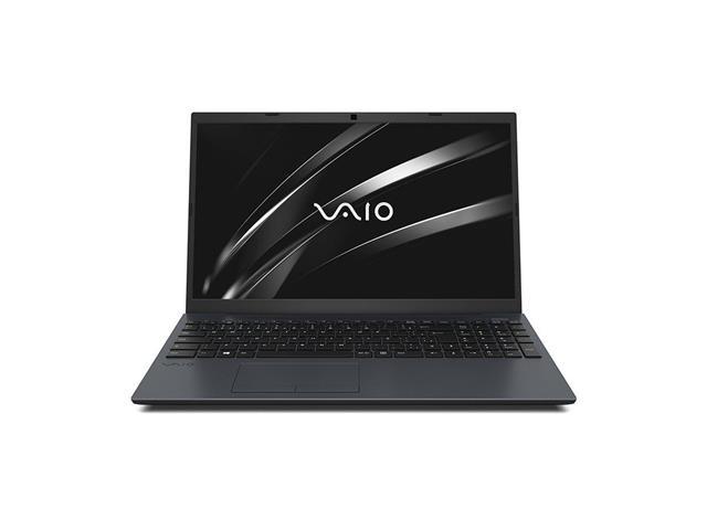 """Notebook VAIO® FE15 Core™ i5 10ª Geração 8GB SSD 256GB 15,6"""" W10 Cinza"""