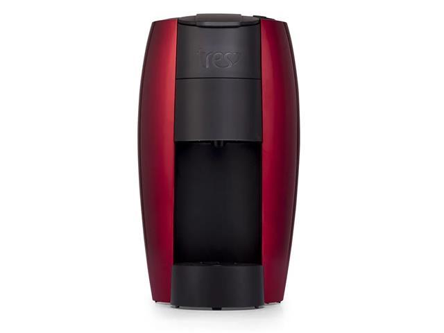Cafeteira Espresso Automática Três Corações Lov VermelhoBrilhante - 2