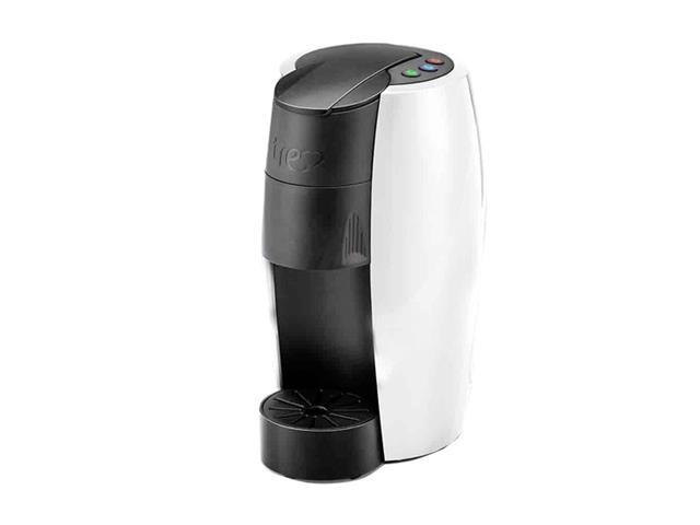 Cafeteira Espresso Automática Três Corações Lov Branco Brilhante - 1
