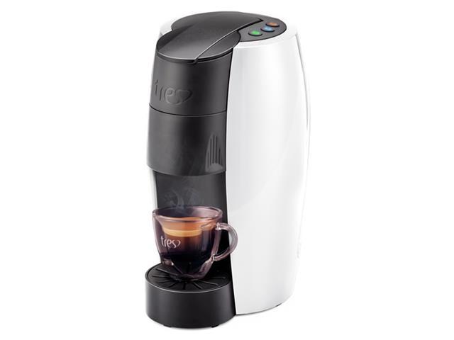 Cafeteira Espresso Automática Três Corações Lov Branco Brilhante