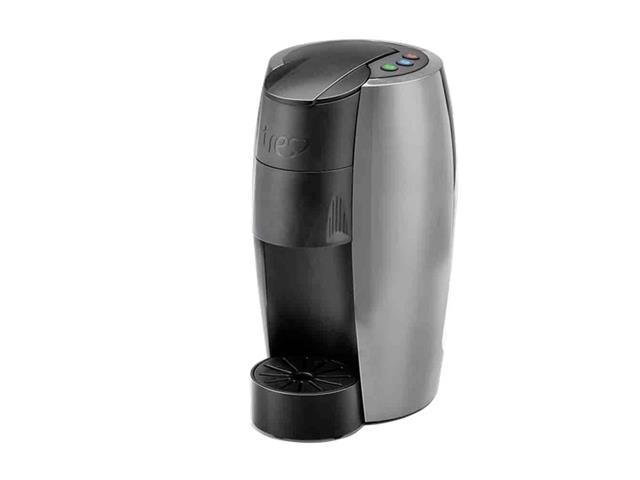 Cafeteira Espresso Automática Três Corações Lov Prata Semi Fosco - 1