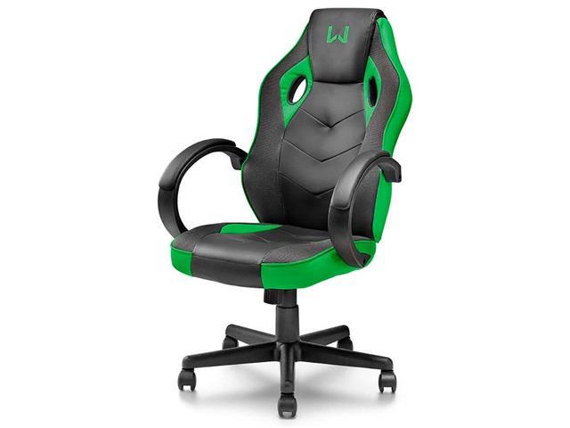 Cadeira Gamer Multilaser Warrior GA160 Tongea Verde - 3