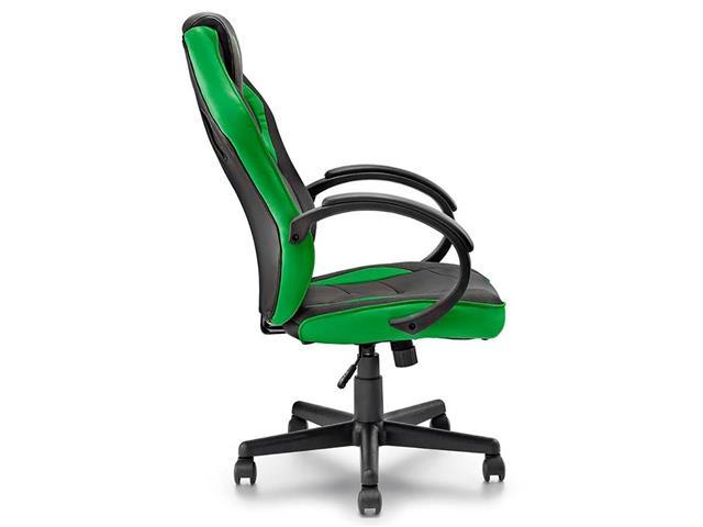 Cadeira Gamer Multilaser Warrior GA160 Tongea Verde - 4