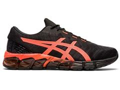 Tênis Asics Gel-Quantum 180 5 Black/Sunrise Red Masculino - 1