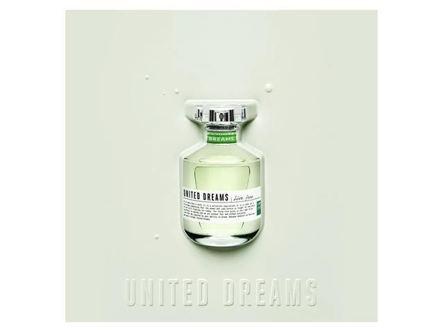 Perfume Benetton United Dreams Live Free Feminino Eau de Toilette 50ML - 2