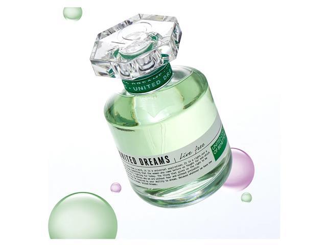 Perfume Benetton United Dreams Live Free Feminino Eau de Toilette 50ML - 1