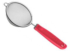 Peneira Tramontina Utilita Vermelha 13cm