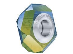 Becharmed de Cristal Fino Verde decorado com cristais da Swarovski® - 1