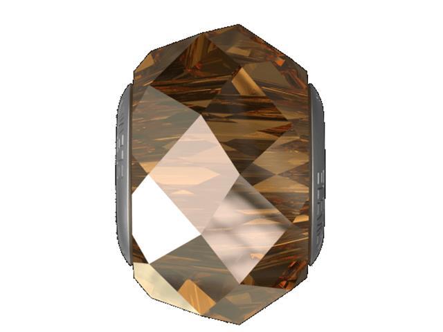 Becharmed de Cristal Bege decorado com cristais da Swarovski®