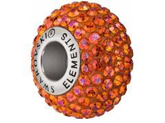 Becharmed Pavé Rosa decorado com cristais da Swarovski® redondos - 1