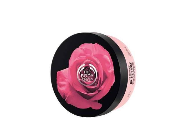 Manteiga Corporal The Body Shop Rosas Inglesas 200ML - 2