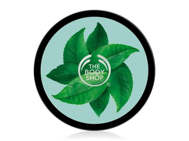 Manteiga Corporal The Body Shop Fuji Chá Verde 200ML