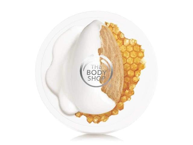 Manteiga Corporal The Body Shop Leite de Amêndoas e Mel 200ML - 1