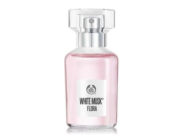 Perfume The Body Shop White Musk Flora 60ML - 1