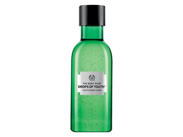 Essence Loção Facial The Body Shop Drops Of Youth 160ML