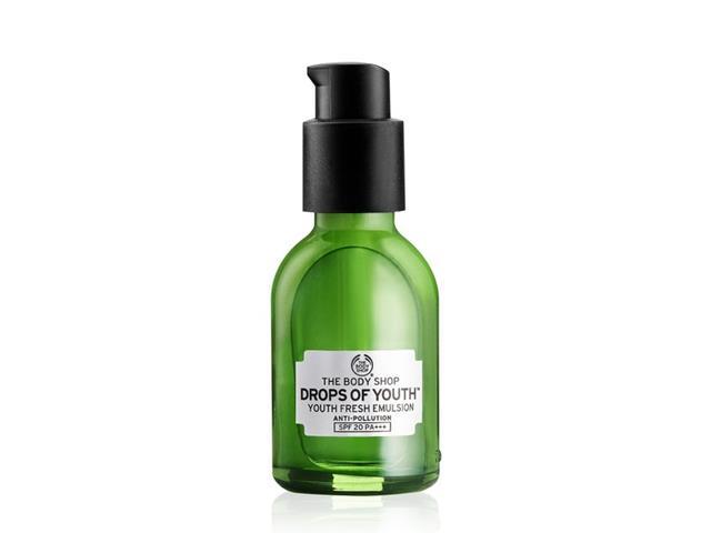 Emulsão Antipoluição FPS 20 The Body Shop Drops Of Youth 50ML - 1